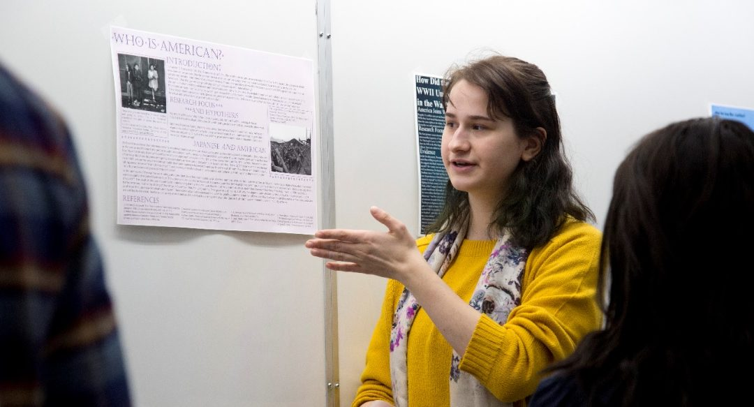 Making Student Research Accessible: Using Academic Poster Presentations in Intro-Level History